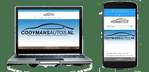 cooymans autos voorbeeld site