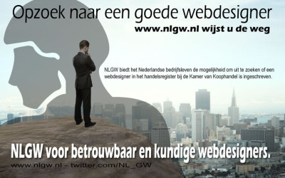 Nederlands geregistreerd webdesigner (NLGW)