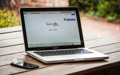 Gebruik van Google Sites en Google Drive